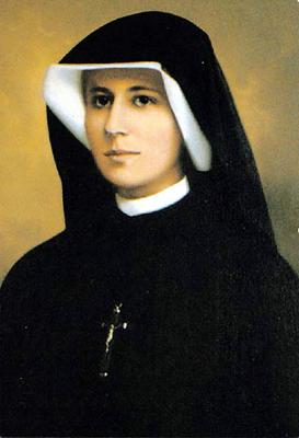 El santo de hoy...Faustina Kowalska, Santa Beata_faustina_kowalska